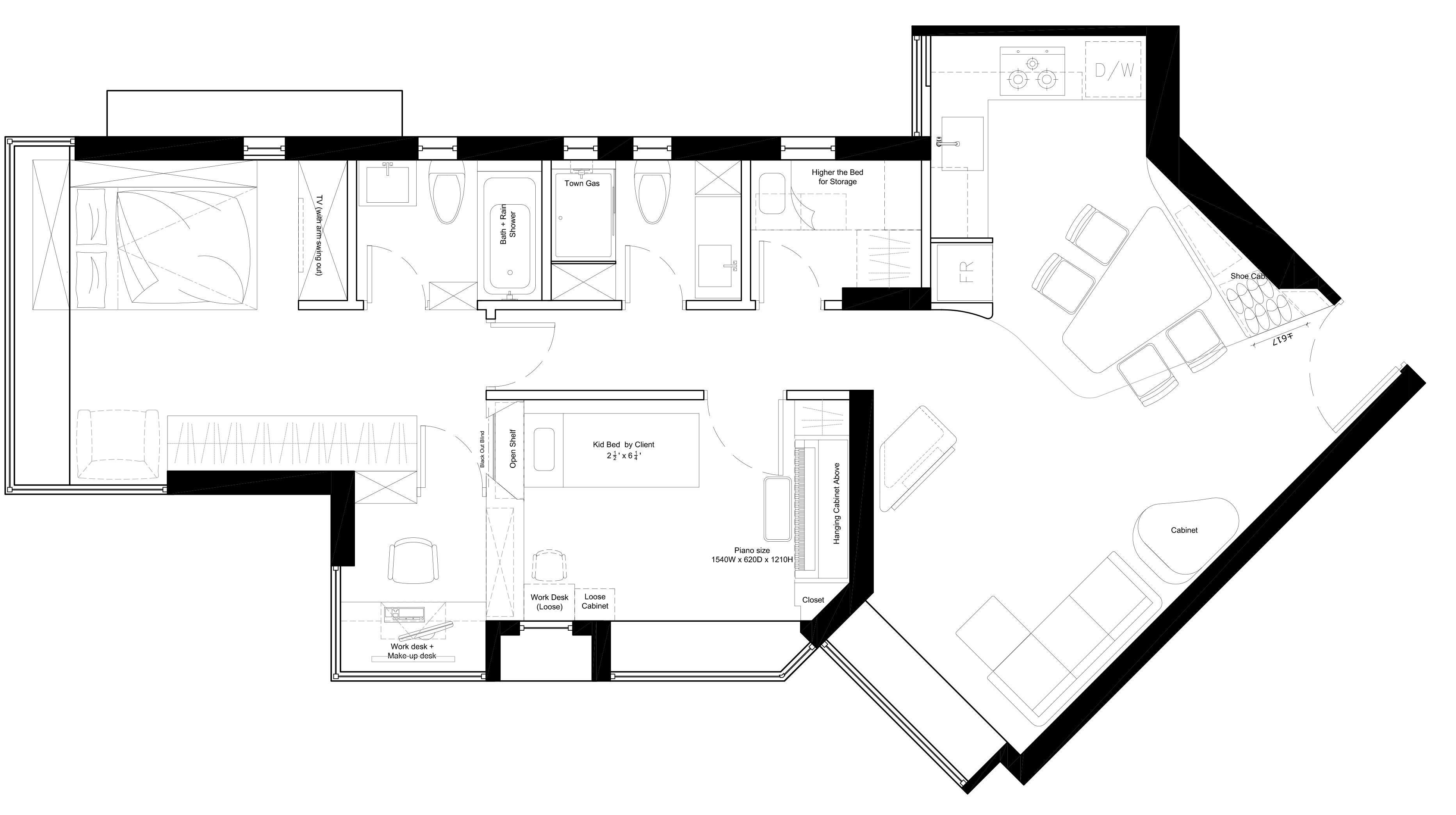 家居設計 Home Design hk 成長中的雨林 Family Trees  (20)