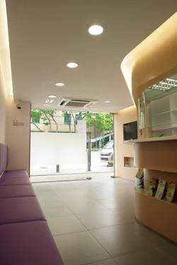 診所設計 Clinic Design Dental Clinic at Fanling Yan Chai Hospital Board (1)