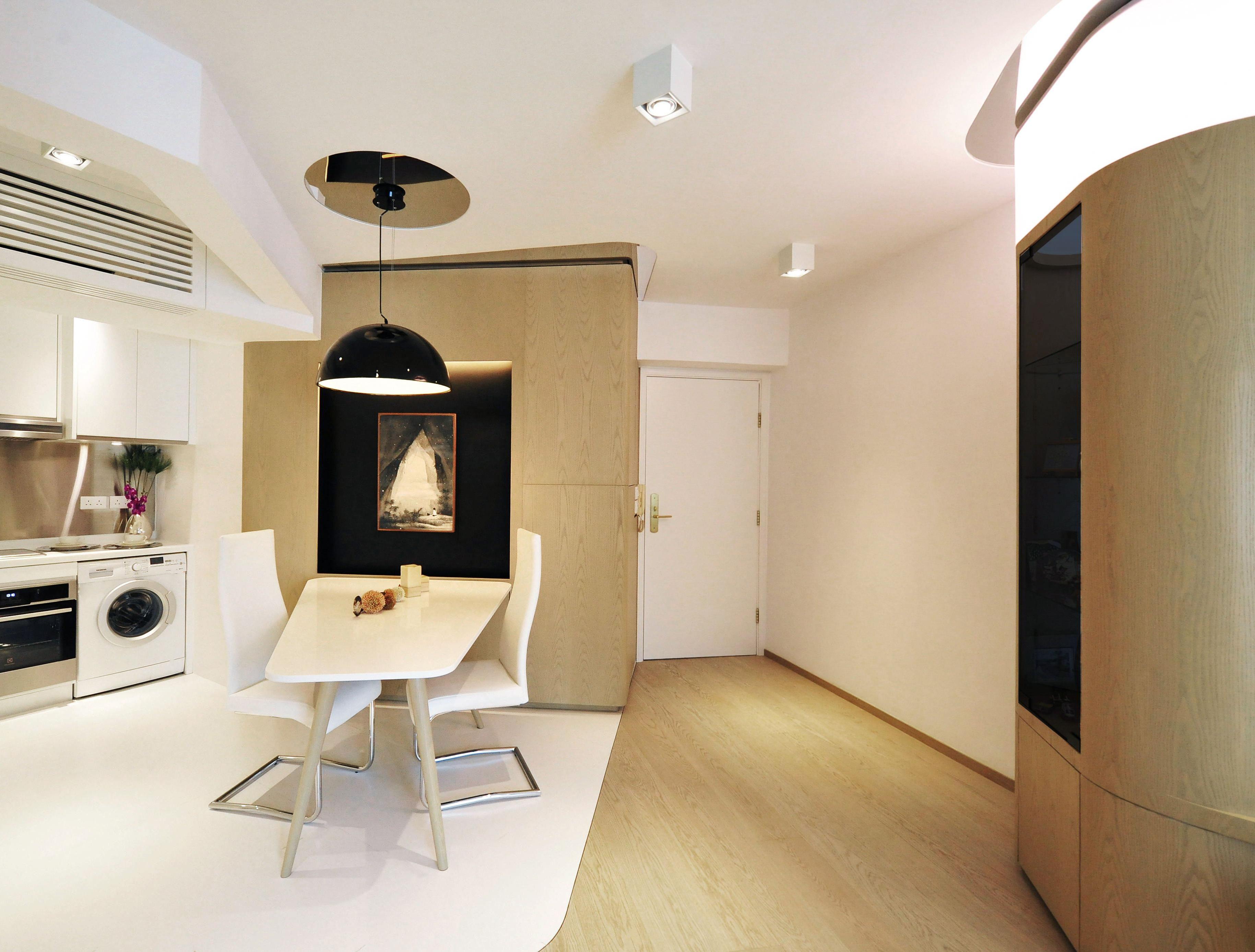家居設計 Home Design hk 成長中的雨林 Family Trees  (1)