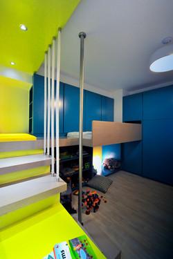 家居設計 Home Design HK Cohen bb Bedroom (12)