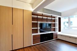 家居設計 Home Design hk 山景觀 Mountain Scape Apartment  (4)