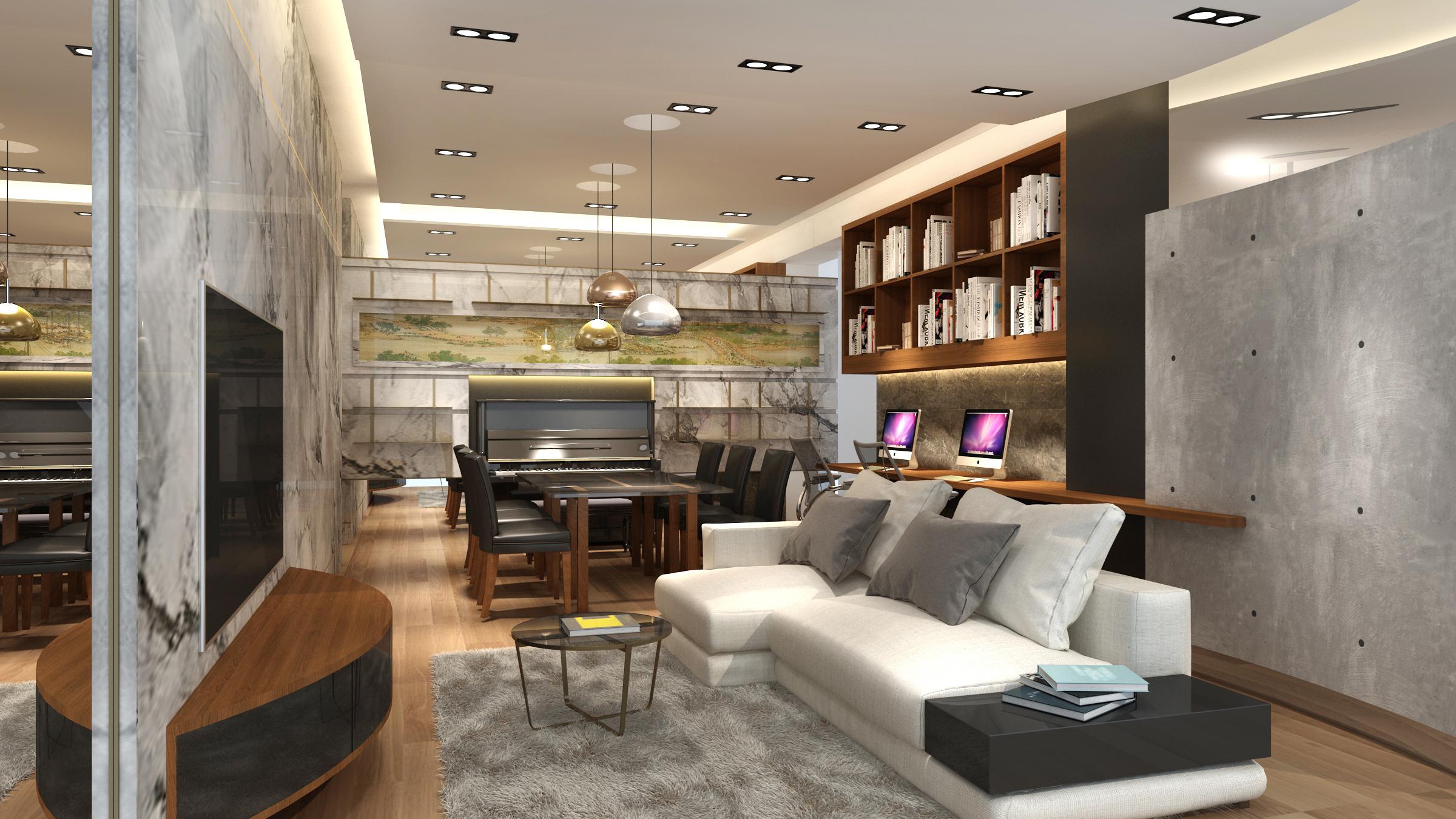 家居設計 Home Design hk Wong Apartment