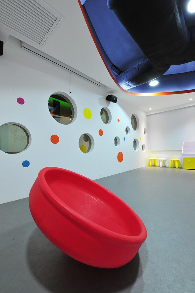 Playgroup 設計內設計 Interior Design