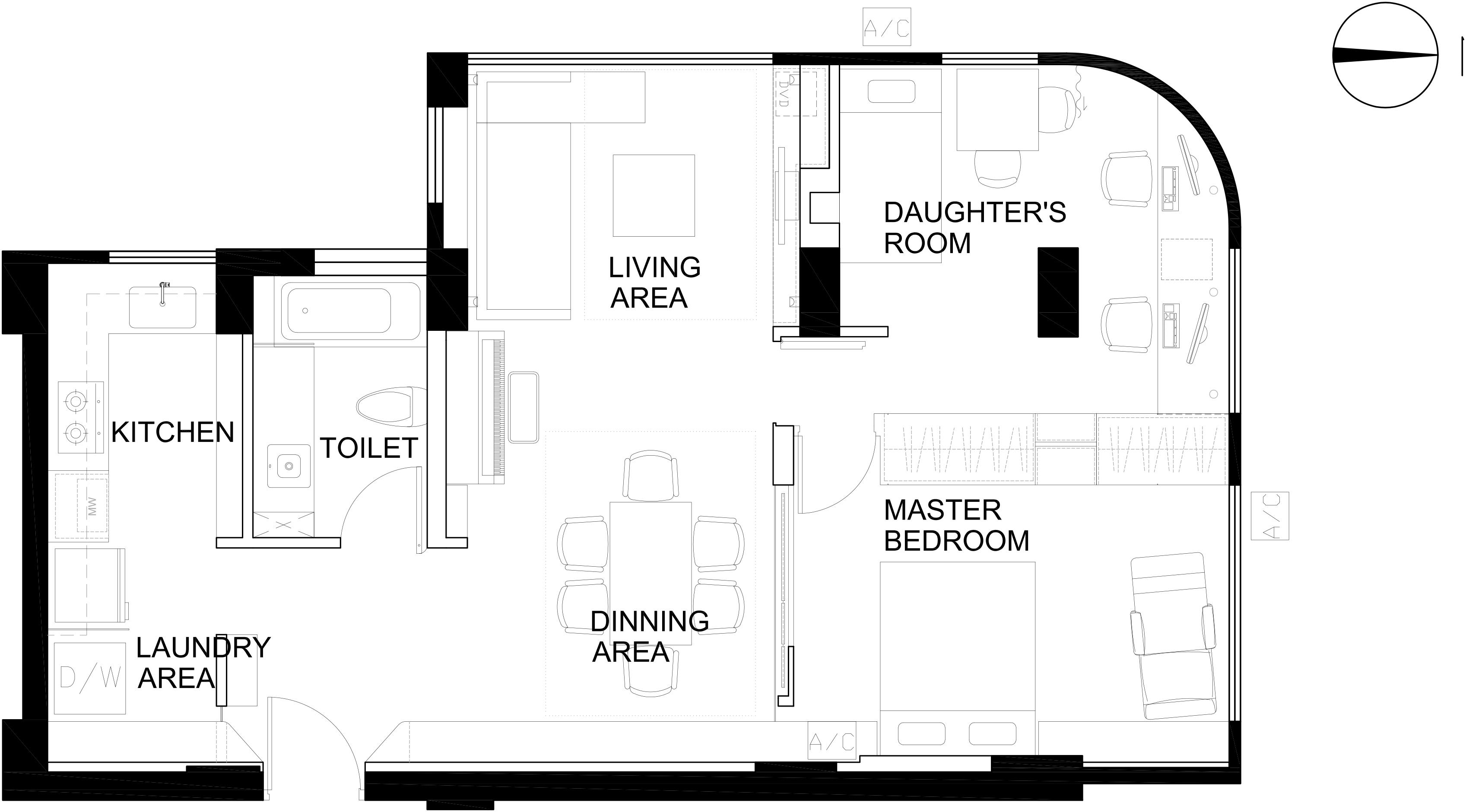 家居設計 Home Design 畫家 Gallery alike Home (2)