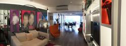 Home Design hk Stephanie Wong Apartment  master bedroom (6)