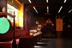 佛教中心設計Buddhist Center Design Karma Kagyu HK  (14)