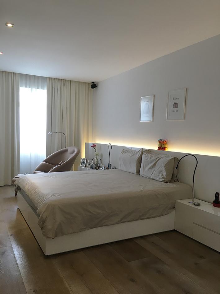 Home Design hk Stephanie Wong Apartment  master bedroom (7)