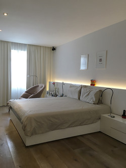 Home Design hk Stephanie Wong Apartment  master bedroom (7)