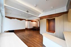家居設計 Home Design hk 山景觀 Mountain Scape Apartment  (3)