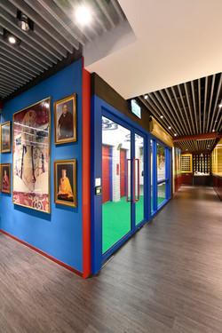 佛教中心設計Buddhist Center Design Karma Kagyu HK  (13)