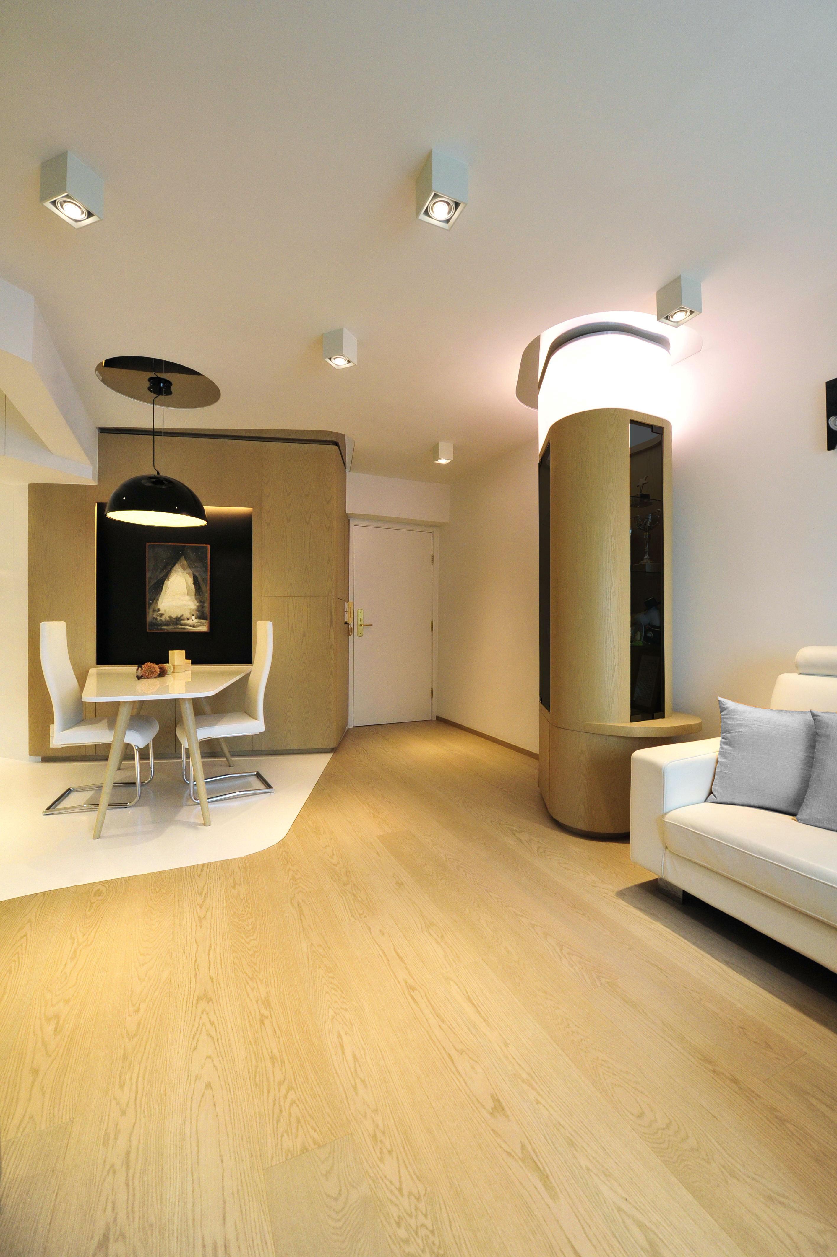 家居設計 Home Design hk 成長中的雨林 Family Trees  (3)