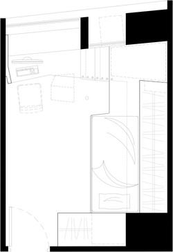 家居設計 Home Design HK Cohen bb Bedroom (11)