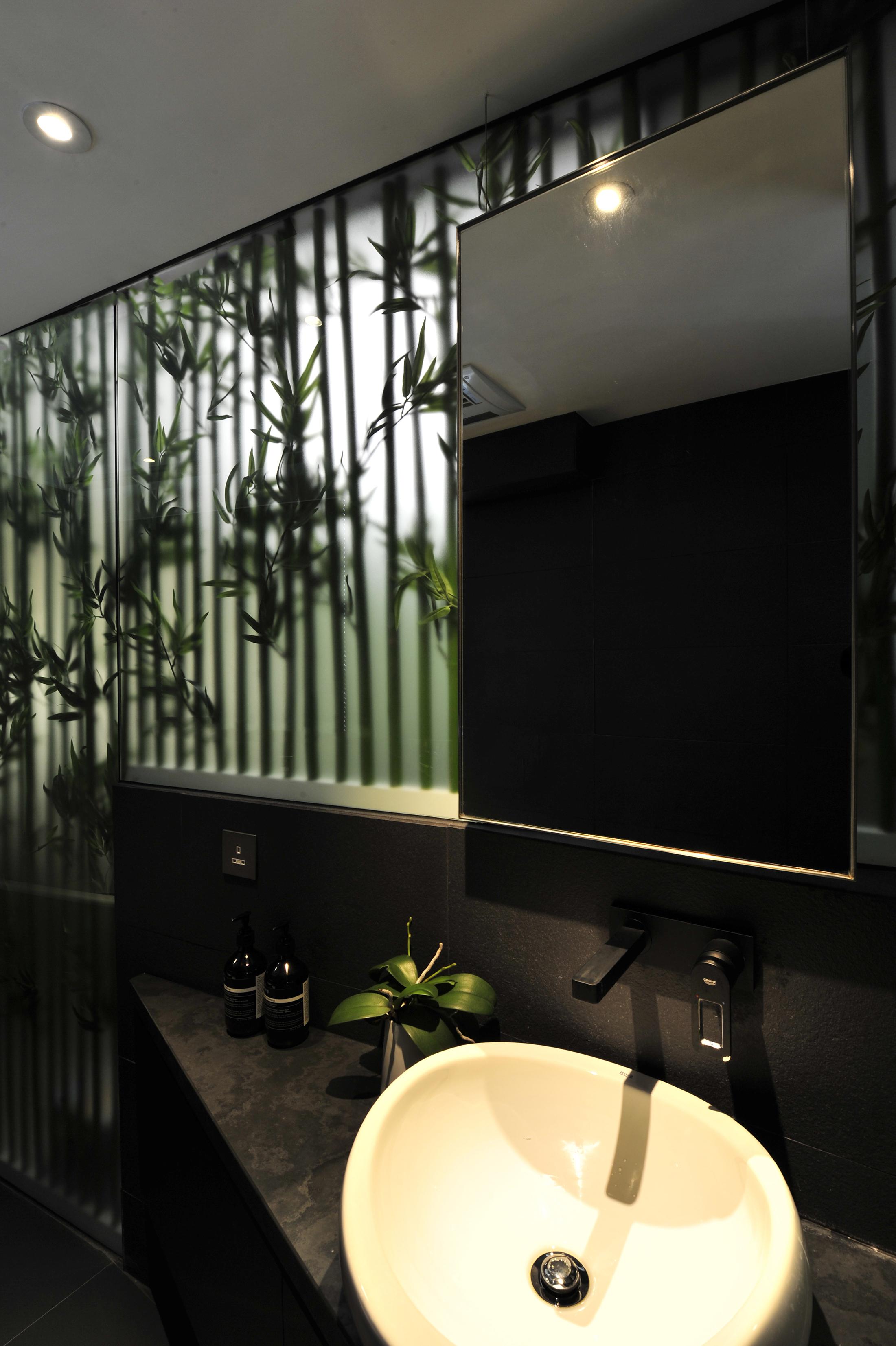 家居設計 Home Design hk _綠_升級的家 Green within 600sqft (10)