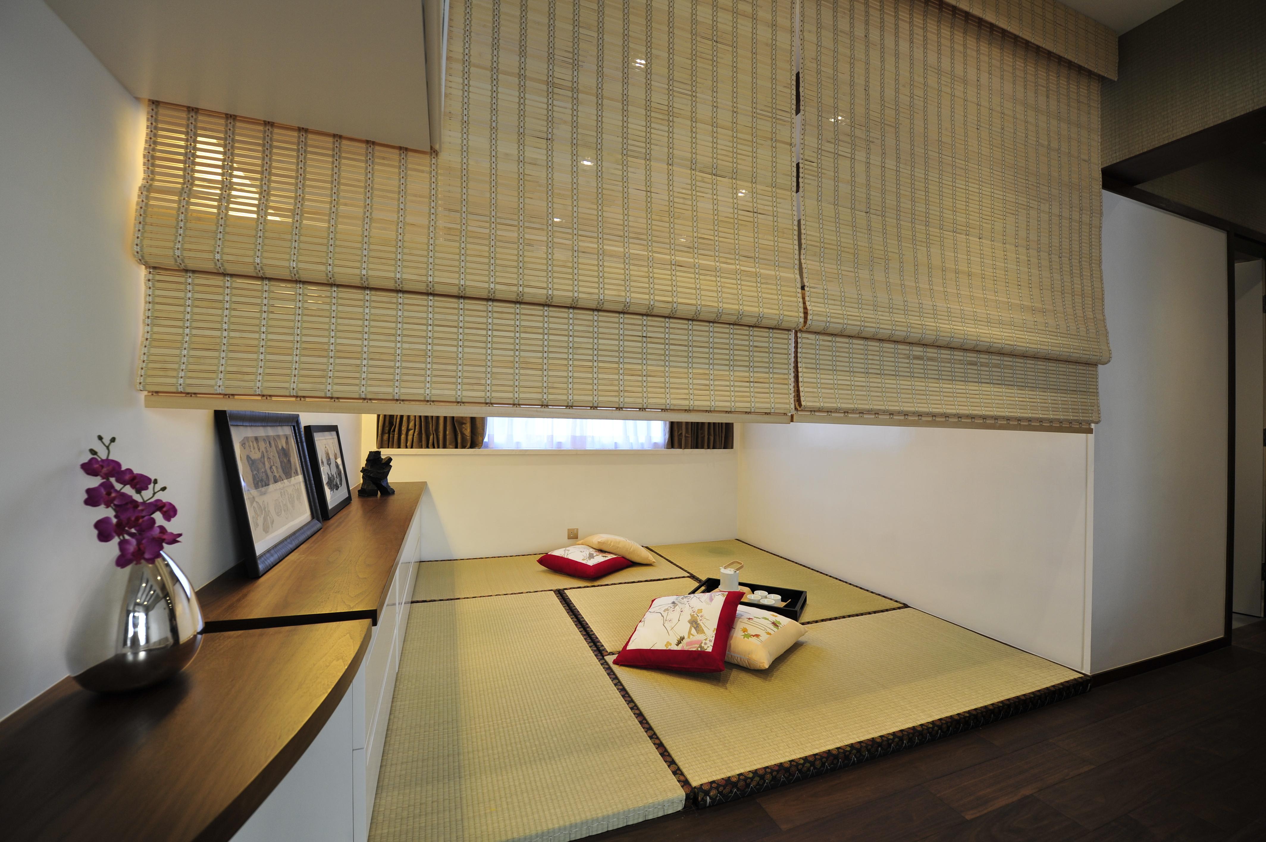 家居設計 Home Design HK 和室 Japanese Style Home (3)