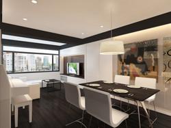 家居設計 Home Design 畫家 Gallery alike Home (3)