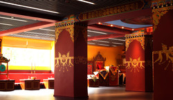 佛教中心設計Buddhist Center Design Karma Kagyu HK  (5)