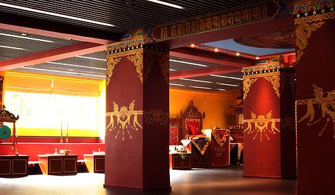 佛教中心設計Buddhist Center Design Karma Kagyu
