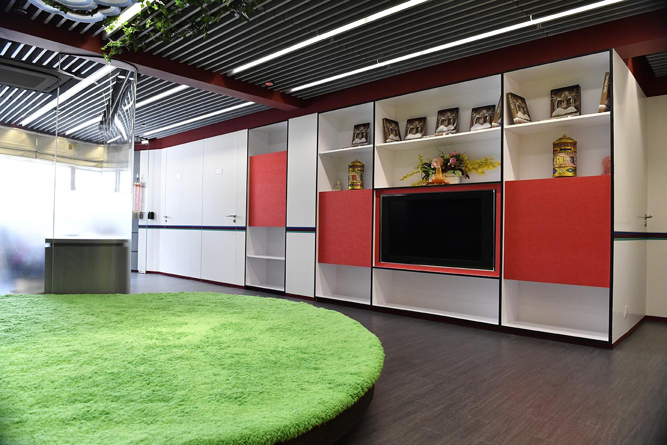 佛教中心設計Buddhist Center Design Karma Kagyu HK  (4)