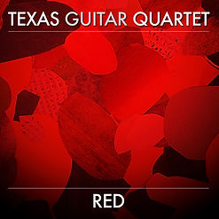 Texas Guitar Quartet, RED, album, chamber music, classical