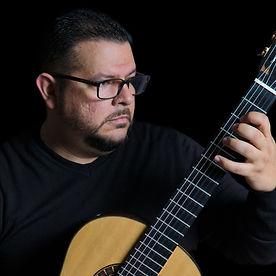 texas guitar quartet, isaac bustos