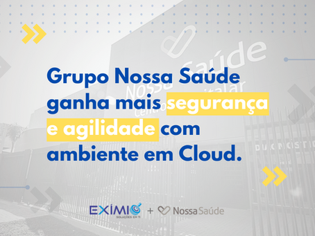Exímio entrega mais um projeto de Cloud e se torna referência utilizando a plataforma Oracle OCI.