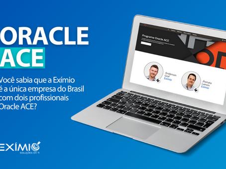 Você sabe o que é um Oracle ACE?