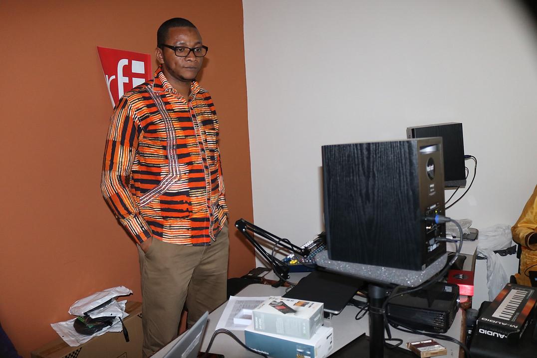 Formateur et directeur technique RFI Dakar