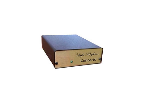 Light Rhythms Concerto Unified Field Unit