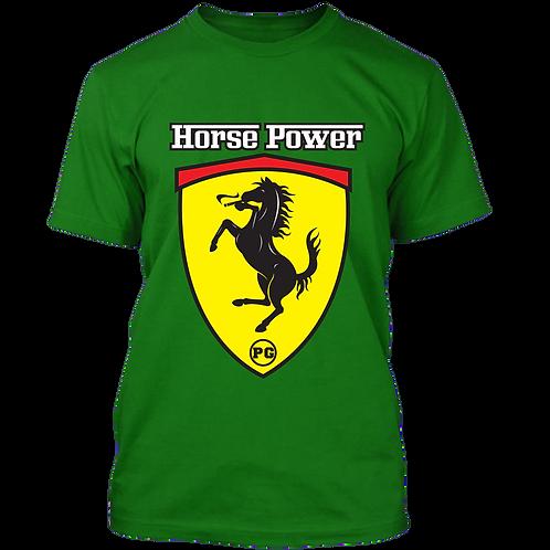 HORSE POWER - Green