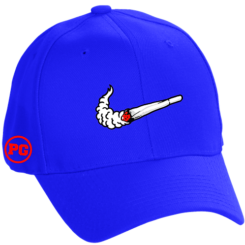 Dad Hat SWOOSH - Royal