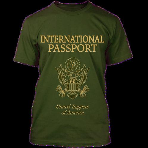 PASSPORT Trapper - Military Green