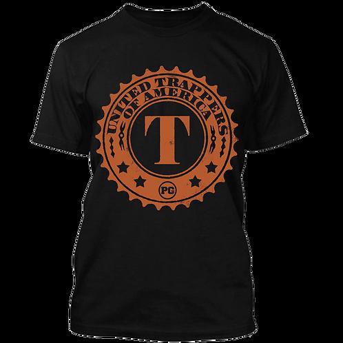 TRAPPERS - Black w/ Copper Metallic