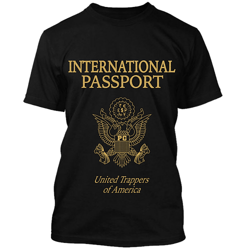 PASSPORT Trapper - Black