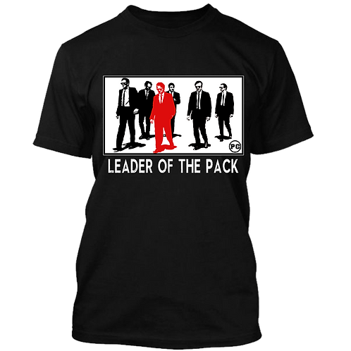 RESERVOIR DOGS - Black
