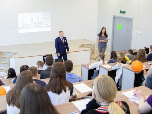 В Центре прошёл всероссийский химический диктант