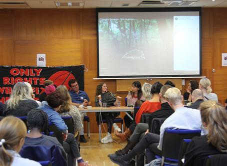 Konferensen i media