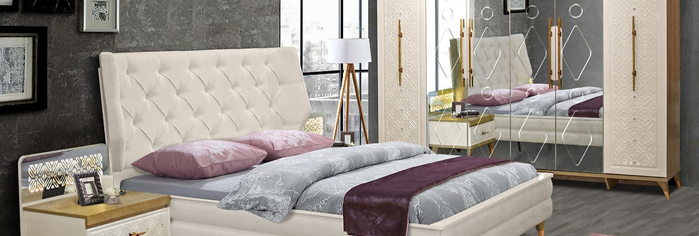 Zambak Yatak Odası
