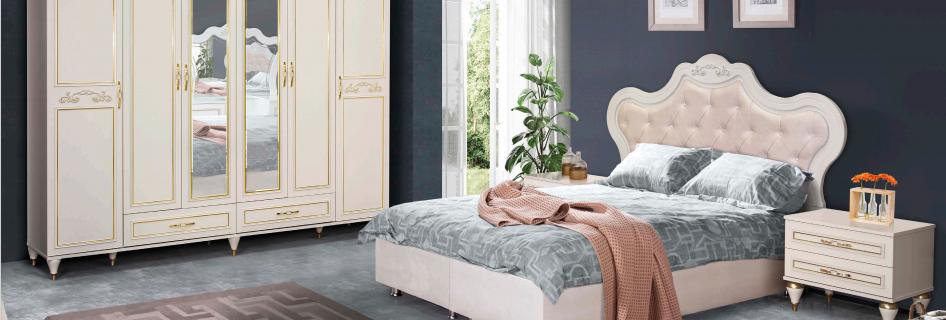 Mercan Yatak Odası