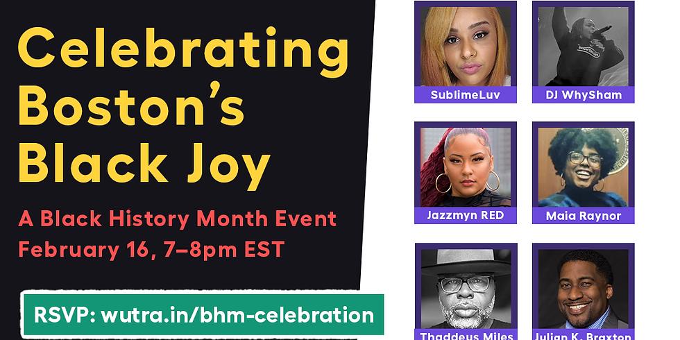 Celebrating Boston's Black Joy