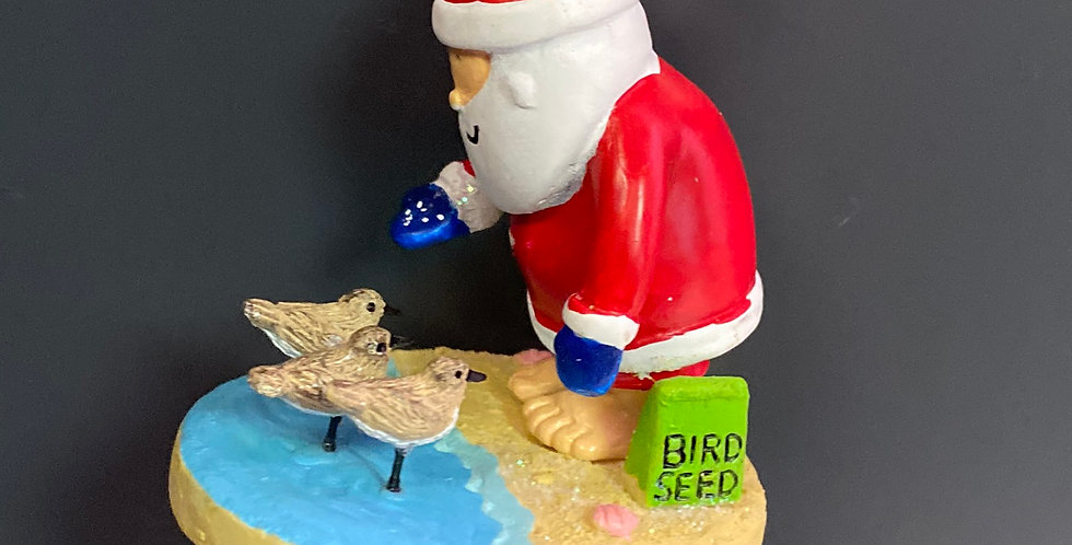Cape Shore Santa with birds