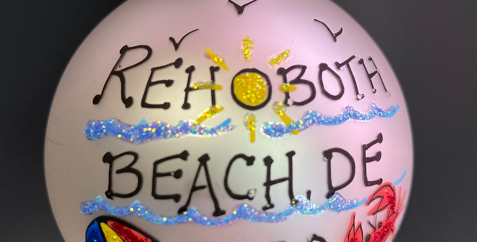 Rehoboth Beach ball
