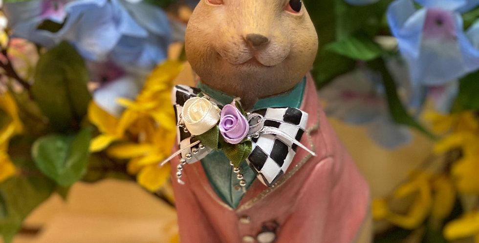 Mark Roberts Bunny w bow tie