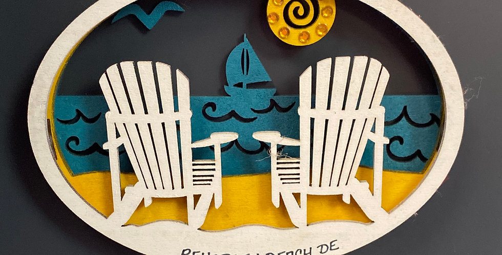 Cape Shore 2 chairs