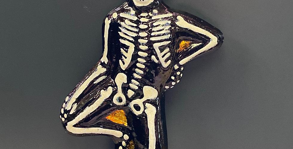 Old World Christmas Mr. Bones