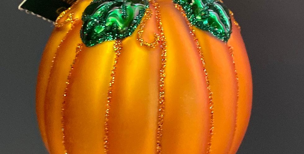 Old World Christmas pumpkin