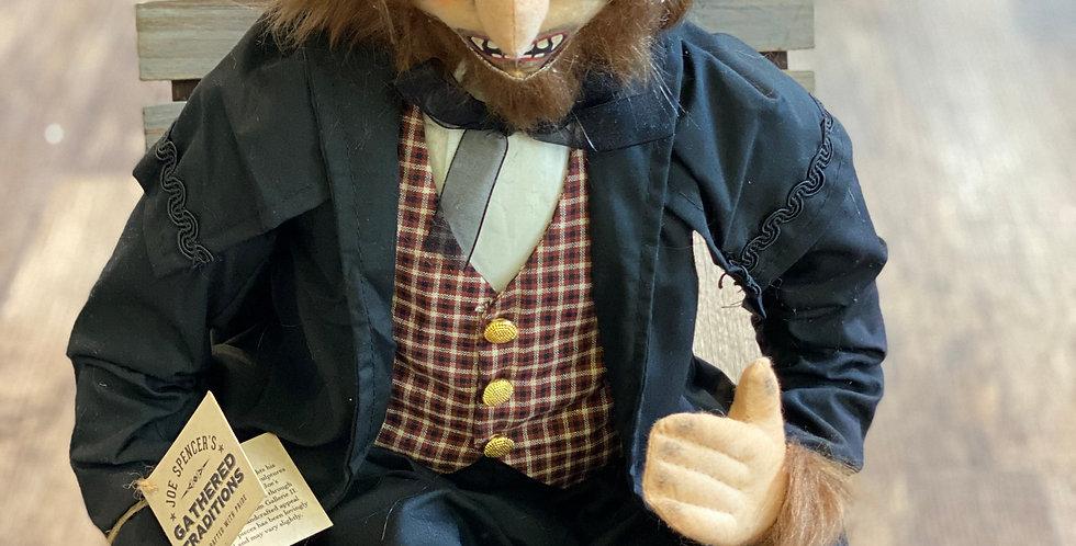Joe Spencer Eddy Werewolf