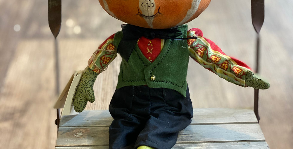 Joe Spencer Kermit