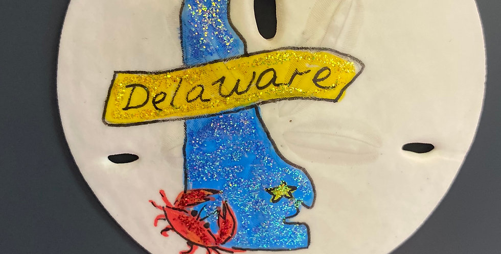 Delaware sand dollar