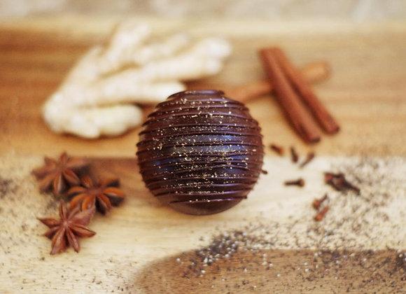 """""""Chai It"""" Hot Cocoa Bomb"""