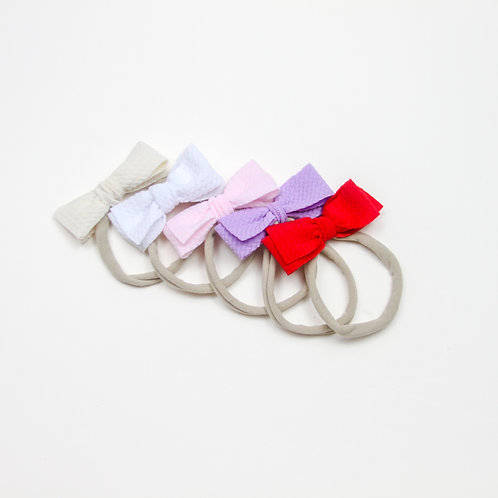 Mini Bow Bundle